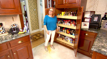 Tour Caroline Manzo's OCD Kitchen
