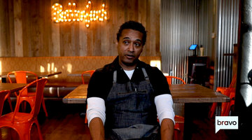 Top Chef's Chris Scott Reveals What Makes Philadelphia Food So Good