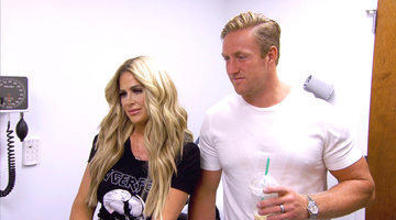 Kim Zolciak-Biermann Visits the Heart Surgeon