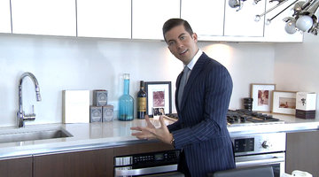 Tour Luis D. Ortiz's Sleek NYC Apartment