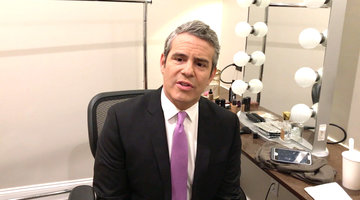 Andy Cohen Says RHOD Reminds Him of This Early Housewives Franchise