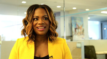 Kandi Burruss On How She Got Fit After Giving Birth