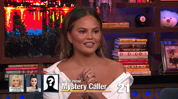 LeeAnne Locken Surprises Chrissy Teigen
