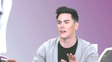 Tom Sandoval Knows Why Jeremy Talked to Stassi at Katie's Wedding...