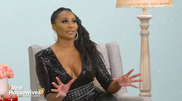 "Cynthia Bailey Goes Off on Kenya Moore's ""S---ty"" Behavior at Her Surprise Engagement"