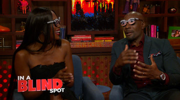 Naomi & Morris Play 'In A Blind Spot'