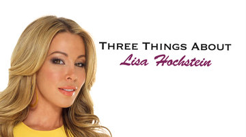 3 Things about Lisa