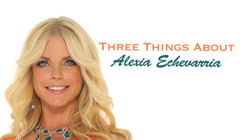 3 Things about Alexia