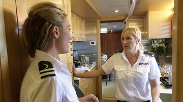 A 'Below Deck' Pillow Stain Scandal