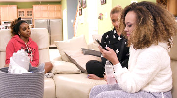 "Ashley Darby Reads Shocking Texts: ""He Was Asking Who He Could Take to a Hotel Nearby"""