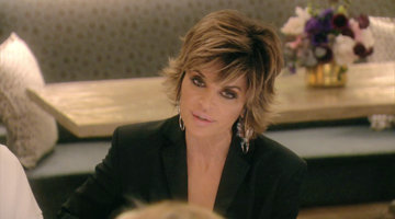Lisa Rinna Tells Camille Grammer She Shouldn't Have Let Lisa Vanderpump Off the Hook