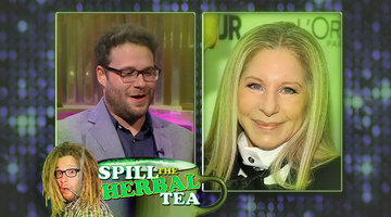 Seth Rogen Dishes on Hollywood Stoners