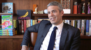 Andy Cohen Congratulates Jeff Lewis on His Baby