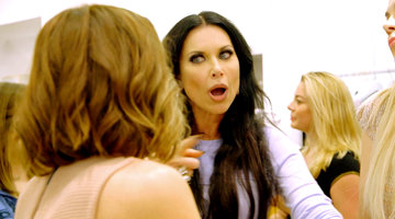 LeeAnne Locken Thinks She's Being Bullied