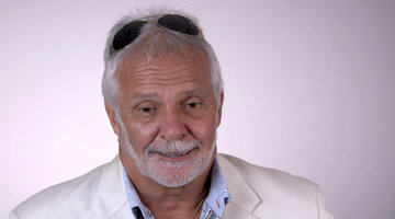 What Makes Captain Lee Rosbach Happy?