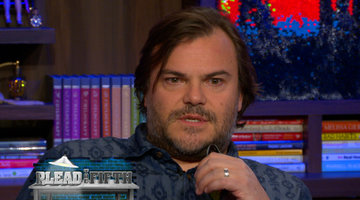Can Jack Black Survive Plead the Fifth?