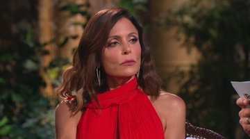What Does Bethenny Have to Do to Not Hear This Question?