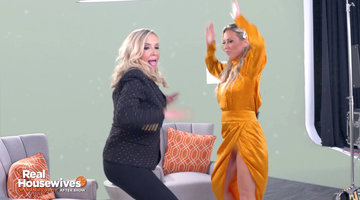 Shannon Beador Pees Her Pants While Doing a Dance-Off With Braunwyn Windham-Burke