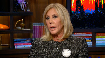 Is Vicki Gunvalson Afraid of Brooks Ayers?