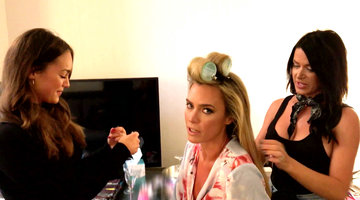 Teddi Mellencamp Arroyave Gets Real With Her Glam Squad