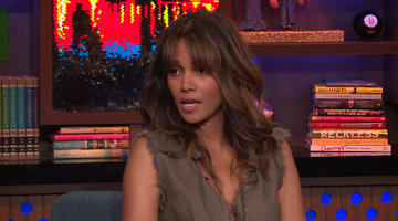 Halle Berry Gets Real About the Adrien Brody Kiss