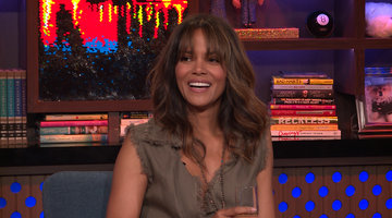 Halle Berry Dishes on Malia Obama as a PA