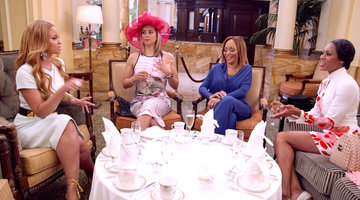 #RHOP Ladies Meet New 'Wife Monique Samuels