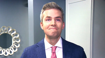 Ryan Serhant Tears up Over This Transformation