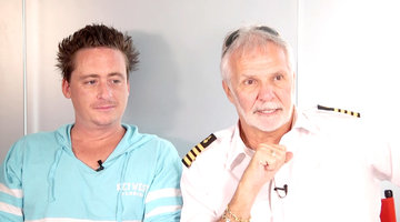 How Did Ben Robinson Surprise Captain Lee