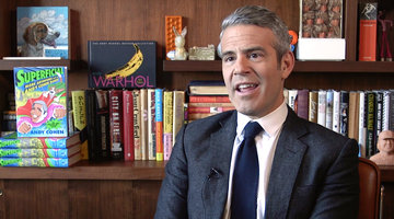 Andy Cohen Reveals His Feelings About Lindsay Lohan