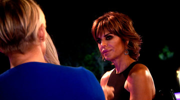 Lisa Rinna Doesn't Trust Yolanda