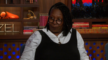 Whoopi Responds to Trump's 'View' Diss