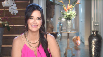 Kyle Richards Talks About Her Dogs' Personalities