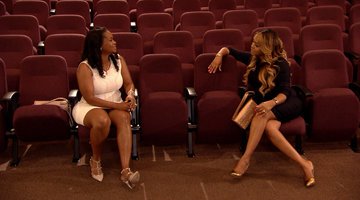 Heavenly Kimes Has a Sit Down with Mariah Huq...