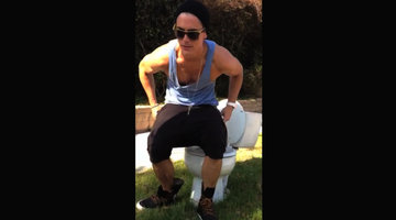 SUR Home Videos: Tom Sandoval Potty Humor
