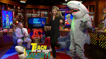 Keri Schools the Gay Shark!