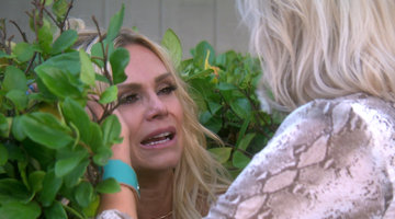 Tamra Judge Runs Away From Her Fight With Gina Kirschenheiter--Literally