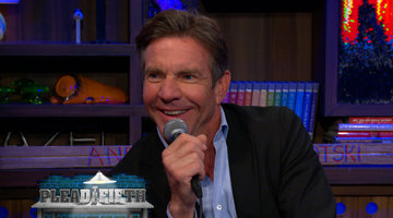 Dennis Quaid Plays Plead the Fifth!