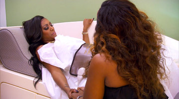 Phaedra Parks Loves a Colonic