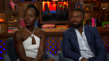 Lupita & David on Brad & Angie