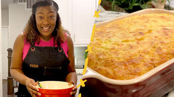 "Tiffany Derry Shares Her ""Amazing Recipe"" for Spoonbread"