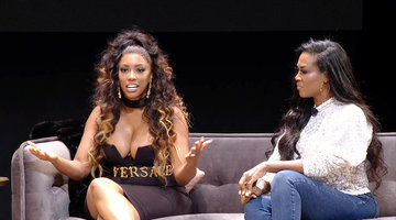 Porsha Williams Cried the First Time She Saw Herself on RHOA