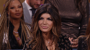 Teresa Giudice Talks About Seeing Joe Giudice in Italy