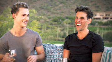 Madison Hildebrand Introduces His Boyfriend to His Parents