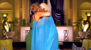 NeNe and Kim Hug It Out!