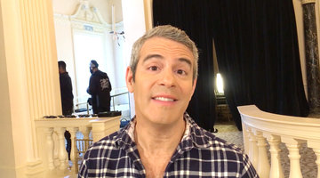 Andy Cohen Dishes on the #RHOA Finale