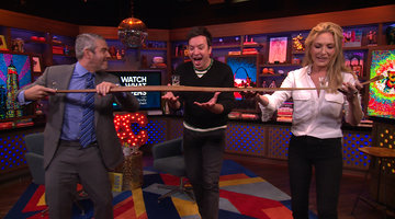 Jimmy Fallon's Shotski with Kate Chastain
