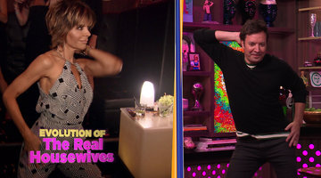 Jimmy Fallon Aces Famous Real Housewives Dance Moves