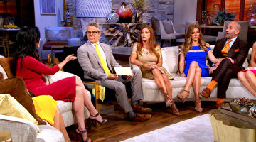 #RHOD Reunion Sneak Peek: Porn, Divorce, and a Walk Out
