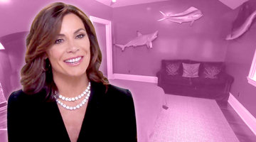 "Luann de Lesseps Reveals What's So ""Scary"" About the Berkshires"
